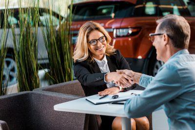 vender un coche de empresa
