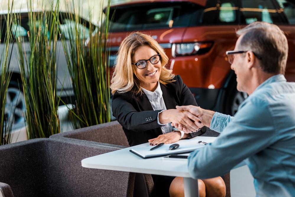 Cómo vender un coche de empresa