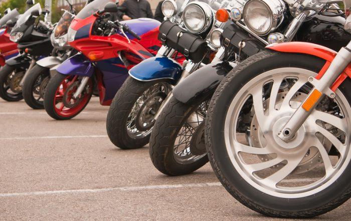 seguridad vial para motocicletas