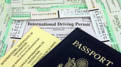 permiso internacional conducir