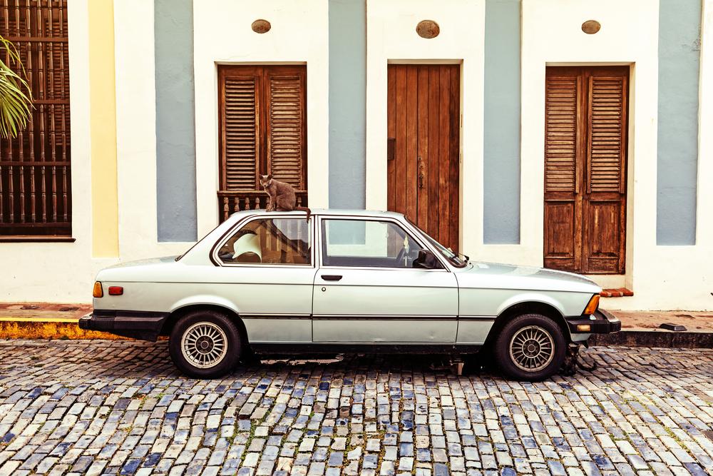 ¿Cómo se le da matrícula española a un coche de fuera?